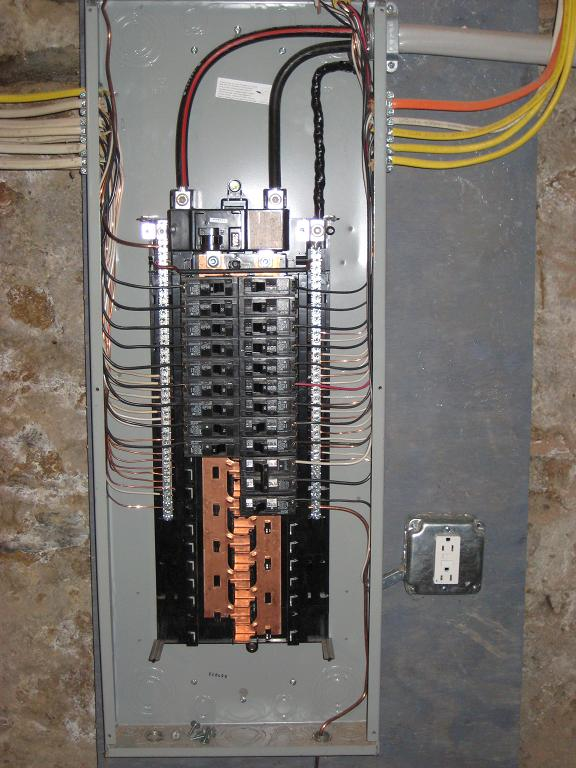 Novatek electric electrical panel install upgrades for Best electrical panel for house