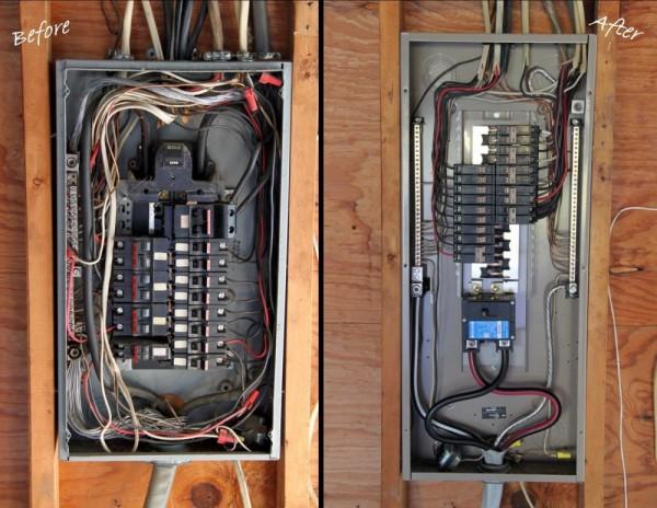 Novatek Electrique Panneaux 201 Lectriques Niveau